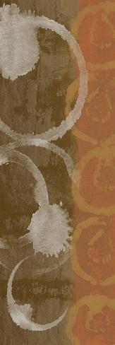 Adstract Panel 1 Art Print