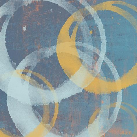 Adstract Tone Art Print