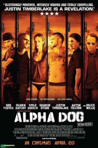 Alpha Dog Masterprint
