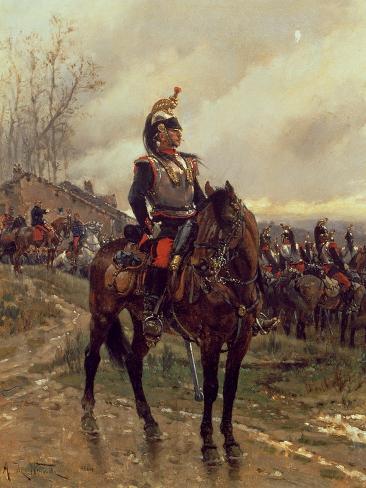 The Hussars Impressão giclée