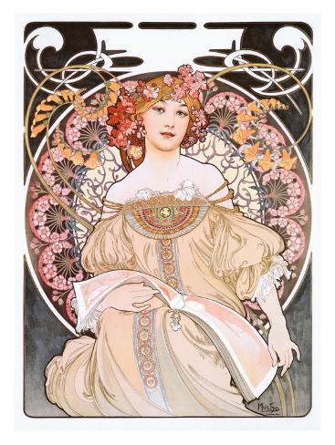 Reverie Giclee Print
