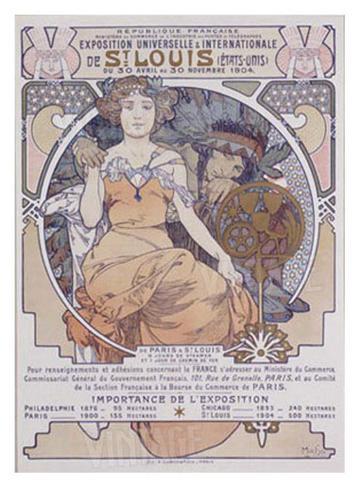 St. Louis, International Exposition Giclee Print