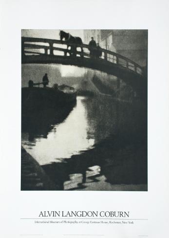 Regent's Canal Art Print