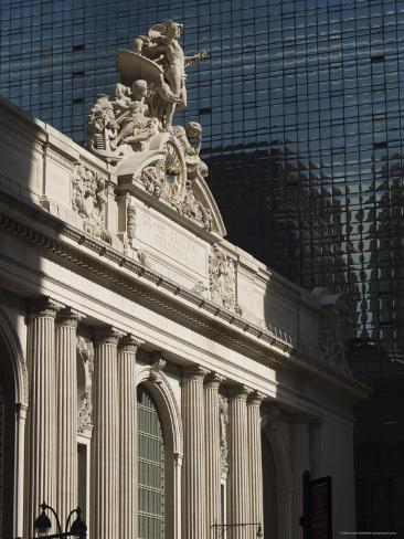 Grand Central Station Terminal Building, 42nd Street, Manhattan, New York City, New York, USA Photographic Print