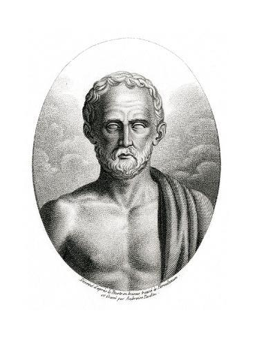 Demosthenes, Tardieu Stampa giclée