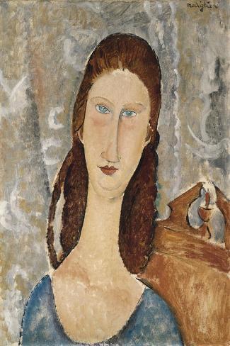 Print Amadeo Modigliani Expressionism 43