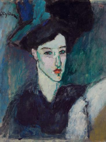 The Jewess; La Juive, c.1907-1908 Lámina giclée