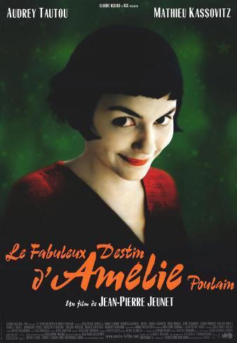 Amelie Masterprint