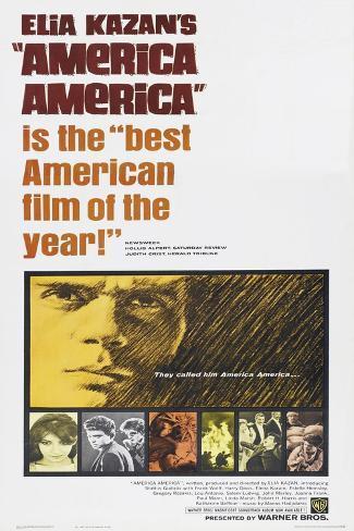 America America Art Print