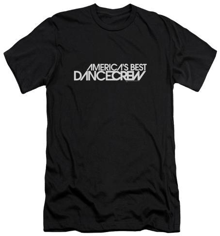 americas best dance crew dance crew logo slim fit