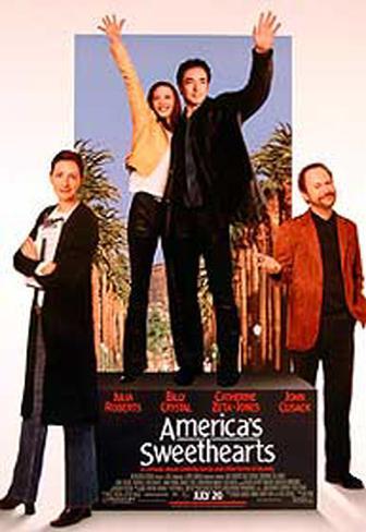 America's Sweethearts Original Poster