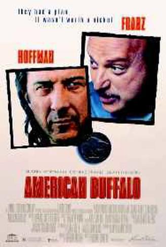 American Buffalo Original Poster
