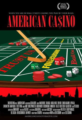 American Casino Lámina maestra