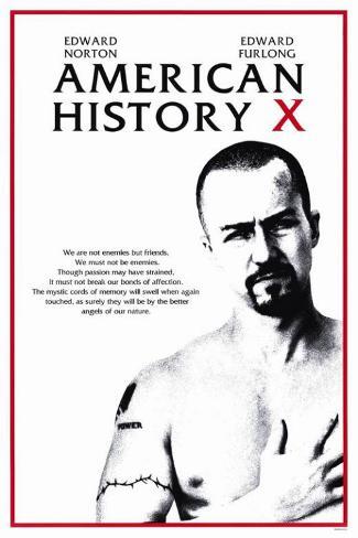 American History X Lámina maestra