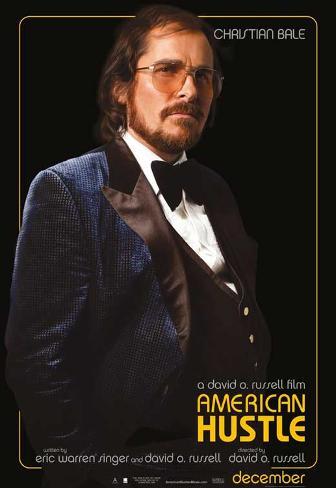 American Hustle マスタープリント