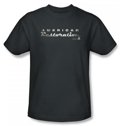 American Restoration - Drop Shadow Logo T-Shirt