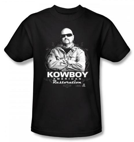 American Restoration - Kowboy T-Shirt