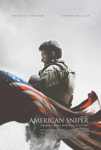 American Sniper Masterprint