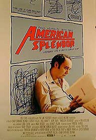 American Splendor Original Poster