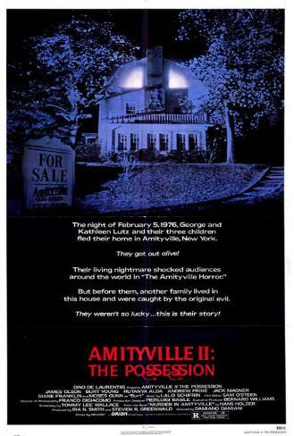 Amityville 2: The Possession Pôster