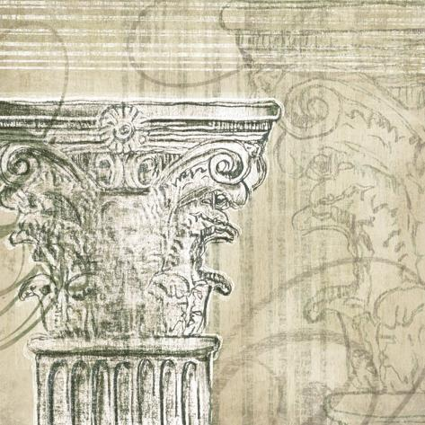 Neoclassic II Art Print
