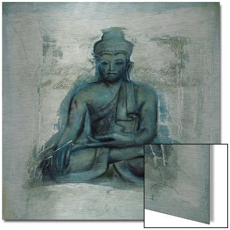 Hingabe Metal Print