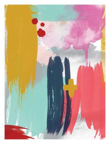 Abstract 5 Art Print