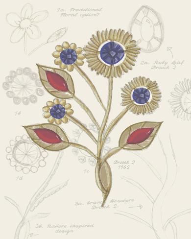Bijoux I Giclee Print
