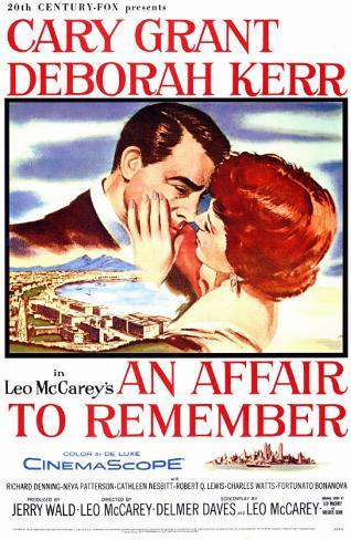 An Affair to Remember Masterprint