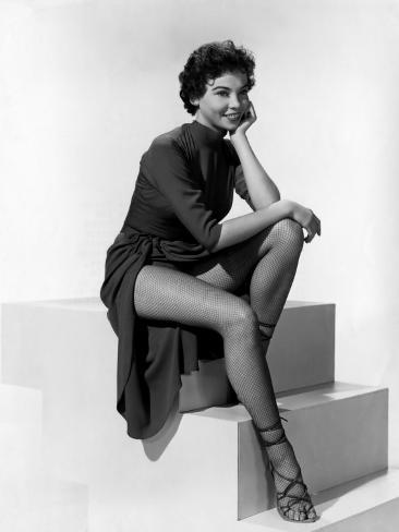 An American in Paris, Leslie Caron, 1951 写真