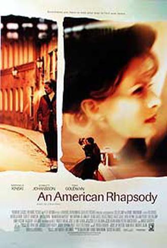 An American Rhapsody Original Poster