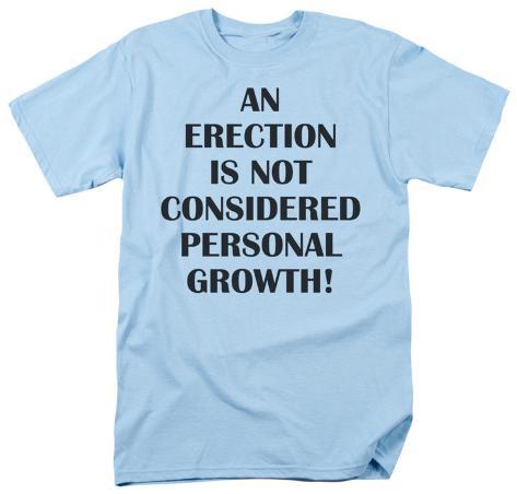 An Erection T-Shirt