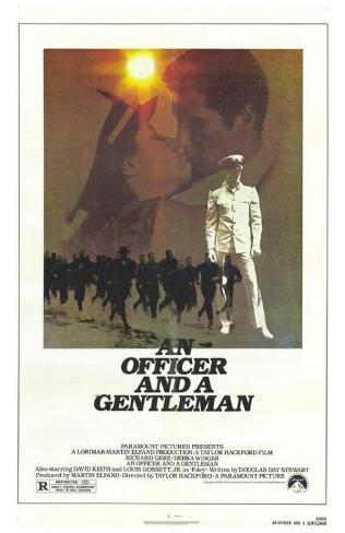 An Officer and a Gentleman Masterprint