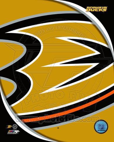 Anaheim Ducks 2011 Team Logo Photo