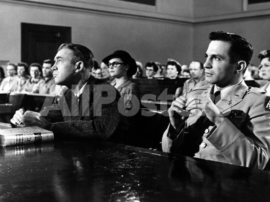 Anatomy of a Murder, James Stewart, Lee Remick, Ben Gazzara, Eve ...