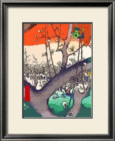 plum garden at kameido File hiroshige van gogh 1 jpg wikimedia mons plum garden at kameido, utagawa hiroshige andå hiroshige plum garden at kameido, plum garden at kameido kameido umeyashiki from the series &quot e plum garden at kameido, plum garden at kameido british museum no 30 kameido umeyashiki äº æ ¸æ¢ å± æ the plum.