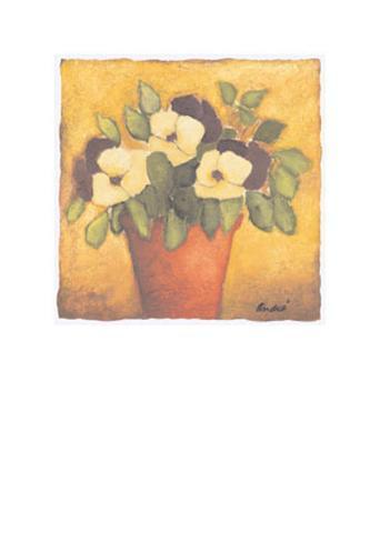 Floral Fete IV Art Print