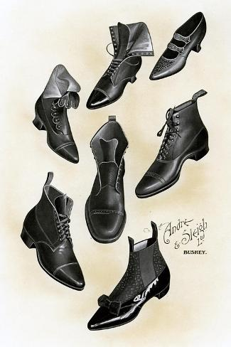 Shoes, 1902-1903 Stampa giclée