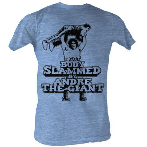 Andre the Giant  - Slammed T-Shirt