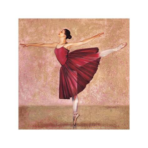 Arabesque Giclee Print