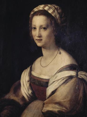 Lucrecia Baccio Del Felde Giclee Print