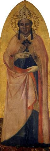 St. Gregory, C.1370 Giclee Print