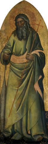 The Apostle Andrew, C.1370 Giclee Print