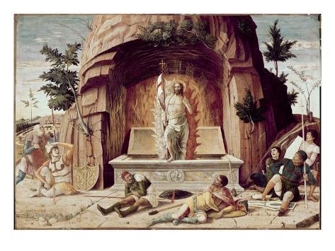 Resurrection Giclee Print