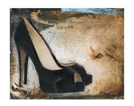Shoe Box I Art Print