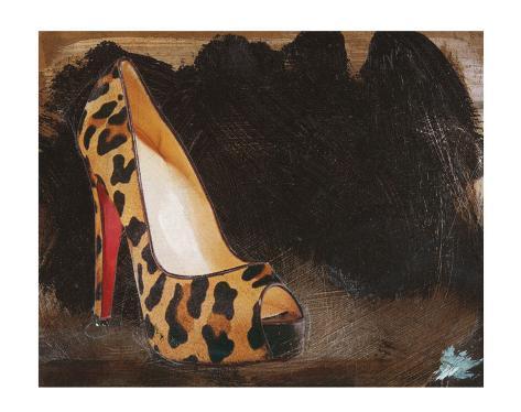 Shoe Box III Art Print