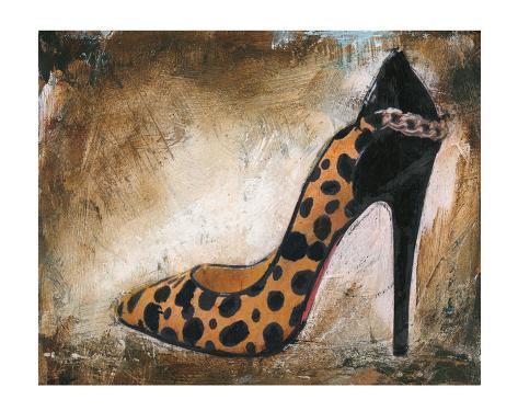 Shoe Box IV Art Print