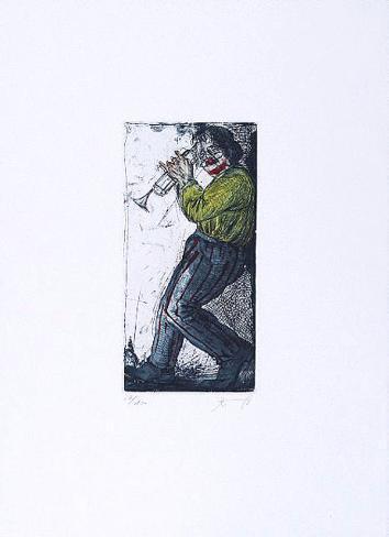 Zirkustrompeter Limited Edition
