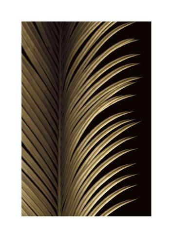 Tropical Leaf Study I Giclee Print