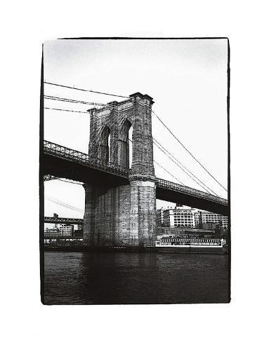 Bridge, c.1986 Art Print